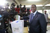 Ouattara revalida su mandato como presidente de Costa de Marfil
