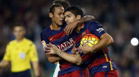 Neymar sigue Pichichi con nueve goles