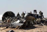 EEUU sugiere que el avión explotó por una bomba colocada por el Estado Islámico