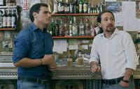Pablo Iglesias, el candidato con más seguidores en Twitter y  Albert Rivera, en Facebook