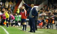 El Valencia confirma la marcha de Nuno y que Voro se hará cargo del equipo