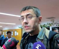 Rivera reclama 30.000 euros a Monedero por insinuar que consume cocaína