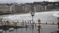 9 provincias estarán esta Nochebuena en alerta por olas, viento y niebla