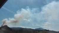 Nueve fuegos permanecen activos en Asturias, de los que siete están controlados