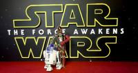 Star Wars VII supera el billón de dólares