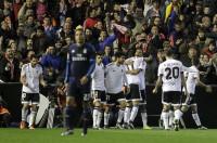 El Real Madrid falla también en Mestalla