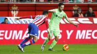 El Getafe remonta en dos minutos y se estrena a domicilio en Gijón