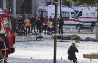 Al menos 10 muertos en un atentado en Estambul