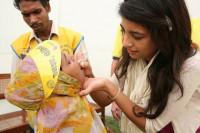 La OMS anuncia que el sureste asiático ha cumplido cinco años sin nuevos casos de polio