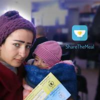 La ONU lanza una nueva iniciativa vía 'app' para alimentar a las madres y niños de Homs