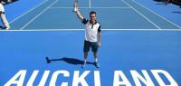 Bautista, campeón en Auckland