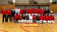 Las selecciones españolas de kumite logran nueve oros, cinco platas y cuatro bronces en Portugal
