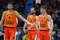 El Limoges acaba con la racha victoriosa del Valencia Basket