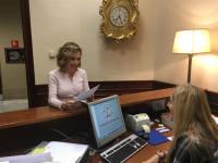 Ciudadanos pide en el Congreso que Tejerina explique