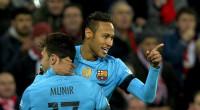 El Barça aventaja a un Athletic que despertó tarde