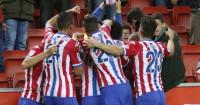 El Sporting resurge ante la Real Sociedad