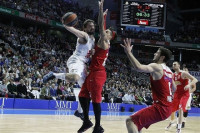 El Real Madrid somete a Olympiacos