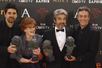 'Truman', gran ganadora de los Goya con cinco premios