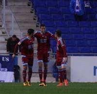 La Real Sociedad mete en un grave apuro (0-5) a Galca