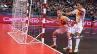 España derrota a Ricardinho y es semifinalista del Europeo