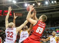 CAI Zaragoza se mete en octavos y Valencia y Bilbao Basket se despiden