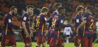 Tregua en Valencia ante un finalista Barça de récord