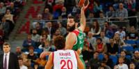 Baskonia sigue de dulce y afianza sus opciones de 'play-off'