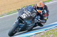 Equipos de Moto2 y Moto3 concluyen los tests privados en el Circuito de Jerez