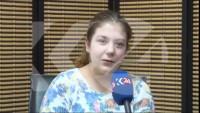 La adolescente sueca rescatada en Irak dice que la vida bajo el Estado Islámico