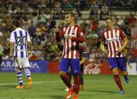 El Atlético quiere aprovechar el impulso del derbi