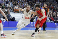 El CSKA frena al Real Madrid