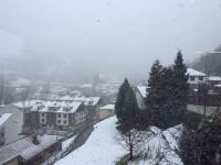 Nieve, viento y frío regresan este fin de semana