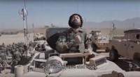 Un vídeo de rap compartido en Youtube anima a los afganos a alistarse en el Ejército