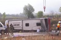 Las estudiantes fallecidas en el accidente de autobús tenían entre 19 y 25 años