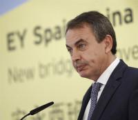Zapatero asegura que una salida para Cataluña es volver al Estatut anterior a la sentencia