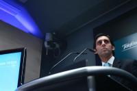José María Álvarez-Pallete toma el relevo de Alierta en telefónica