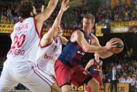 El Barça reclama su billete al 'play-off'