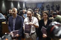 Periodistas Parlamentarios manifiestan su