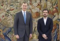 Garzón sospecha que el Rey ya trabaja sobre la hipótesis de elecciones