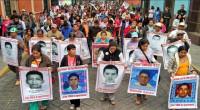 La ONU urge a México a analizar nuevas líneas de investigación en el caso de los 43 normalistas