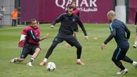 Aleix Vidal, novedad en el Barcelona ante el Betis