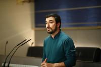 IU exige uno de cada seis puestos de salida en las negociaciones con Podemos