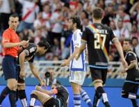 LaLiga investiga el Real Sociedad-Rayo por un comportamiento