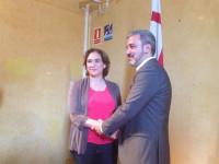 Colau y Collboni presentarán este viernes su preacuerdo de gobierno para el ayuntamiento de Barcelona