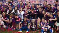El Barça amplía su dominio con el sexto título de Liga de la década