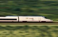 El AVE dispara un 9,4% el número de viajeros en el primer trimestre