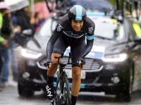 Mikel Landa abandona el Giro por problemas de salud