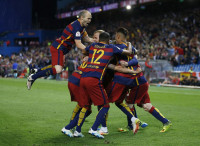 El doblete es para el Barça (2-0)