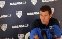 Javi Gracia no continuará como entrenador del Málaga
