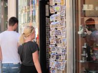 España recibió un 13% más de turistas internacionales hasta abril